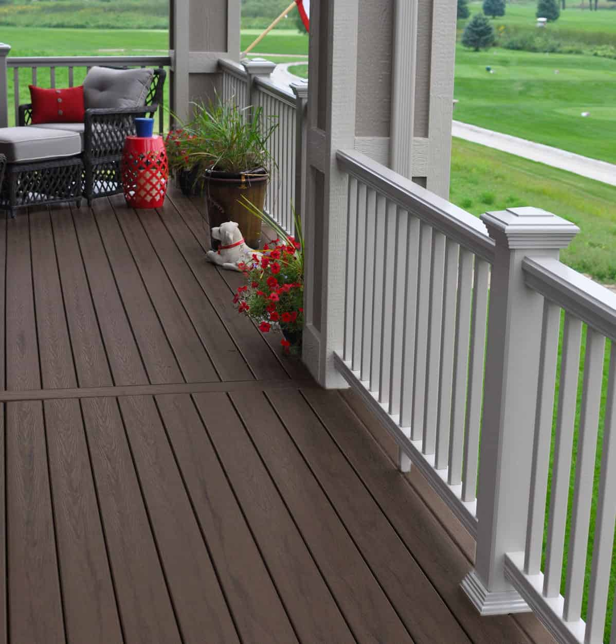 Sprenger Midwest Wholesale Lumber Edge Decking From Sprenger Midwest