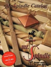 Mr Spindle Catalog