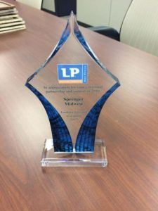 LP Awards Sprenger Midwest : Careers at Sprenger Midwest