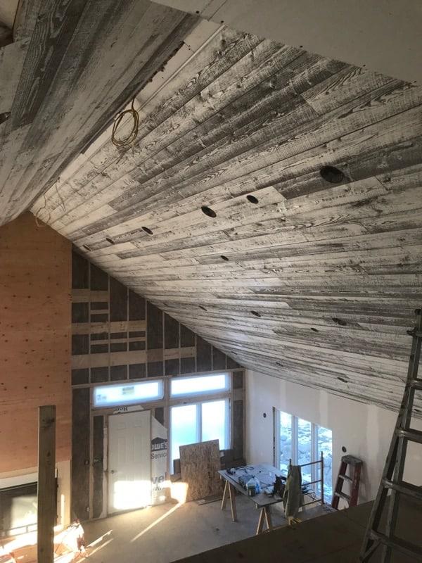 Sprenger Midwest Wholesale Lumber Circle Sawn Shiplap From