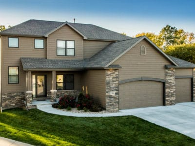 Smart Shield Siding from Sprenger Midwest