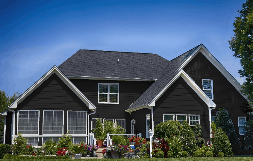 Bark - Prefinished Siding from Sprenger Midwest