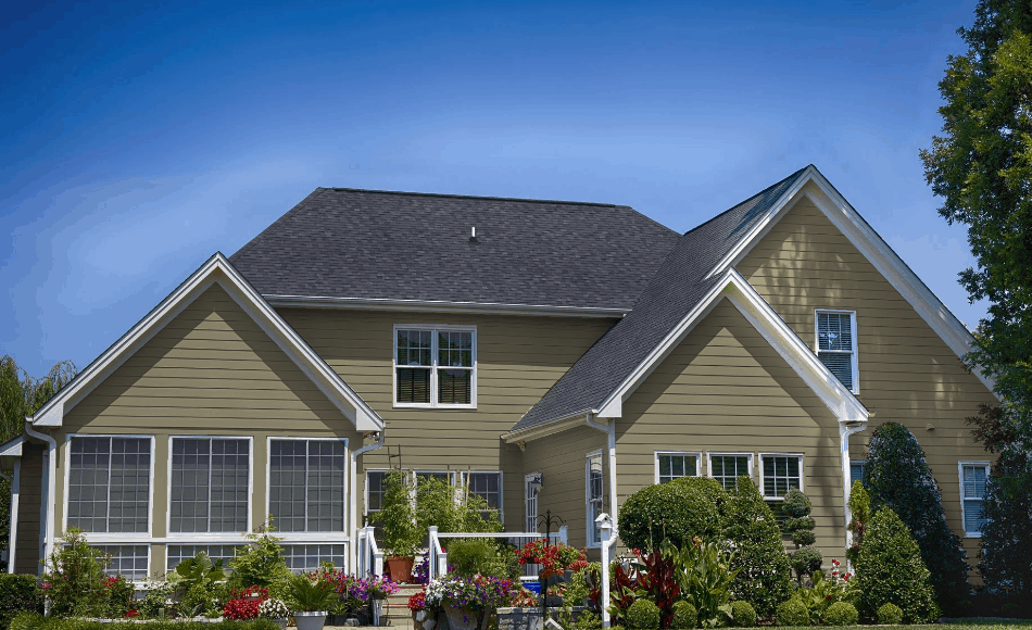 Cape Cod Gray - Prefinished Siding from Sprenger Midwest
