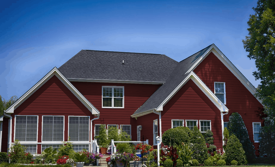Cinnabar - Prefinished Siding Sprenger Midwest