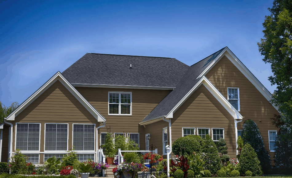 Khaki Brown - Prefinished Siding from Sprenger Midwest