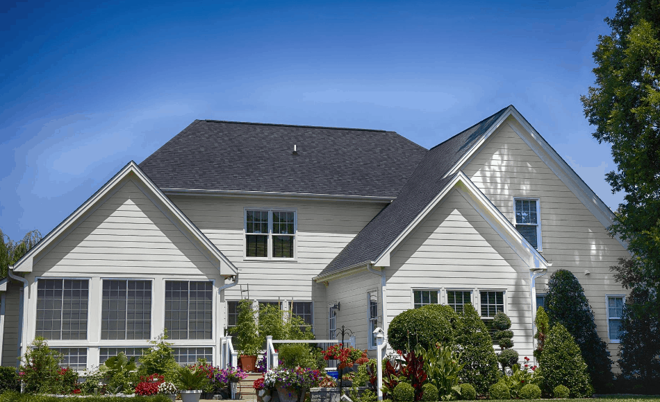 Klauer White - Prefinished Siding from Sprenger Midwest