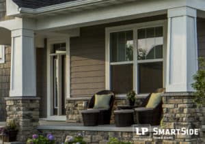 LP SmartSide products from Sprenger Midwest.