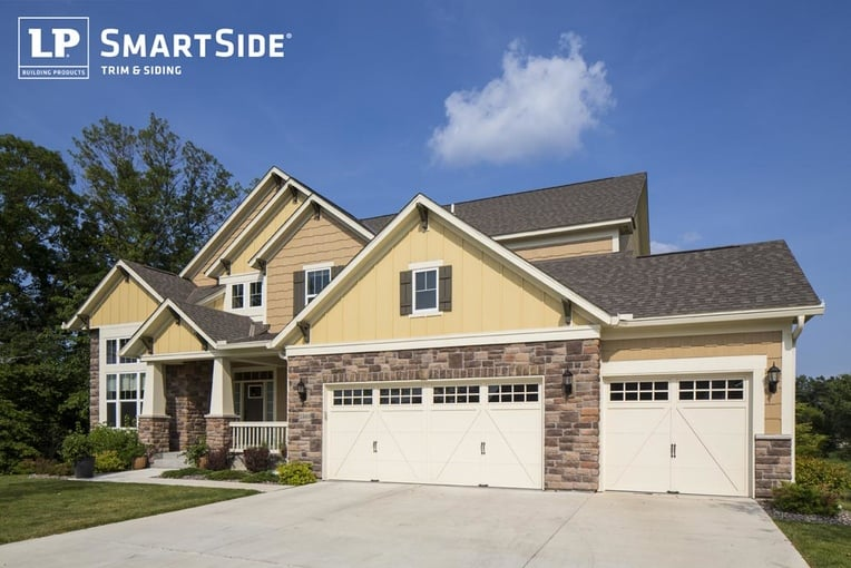 LP SmartSide and Sherwin-Williams forms Smart Shield