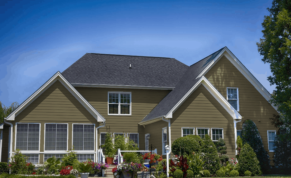 Oyster Shell - Prefinished Siding from Sprenger Midwest