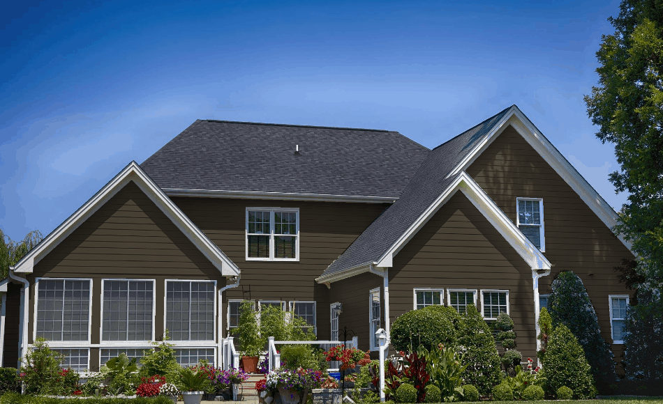 Spanish Moss - Prefinished Siding Colors from Sprenger Midwest
