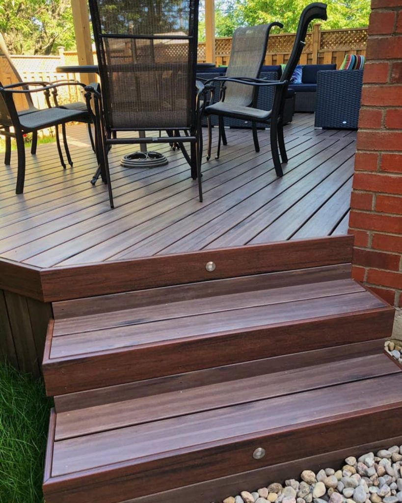 Composite Decking Stocked by Sprenger Midwest