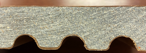 Composite Decking Profile